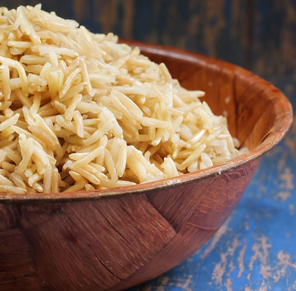 Brown Basmati Rice - Farmers Club